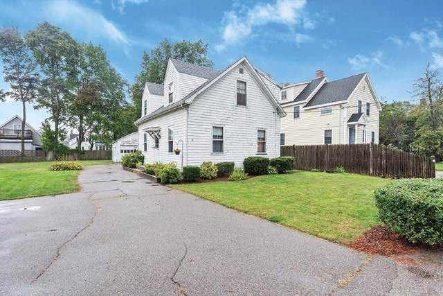 19 Pierce St, Milton, MA 02186 (MLS #72908838) :: Dot Collection at Access