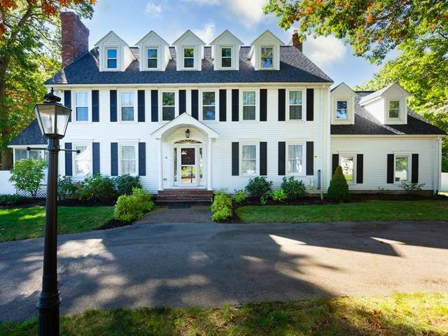 36 Hillington Dr, Easton, MA 02356 (MLS #72908849) :: Dot Collection at Access