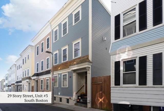 29 Story Street #3, Boston, MA 02127 (MLS #72908890) :: Chart House Realtors