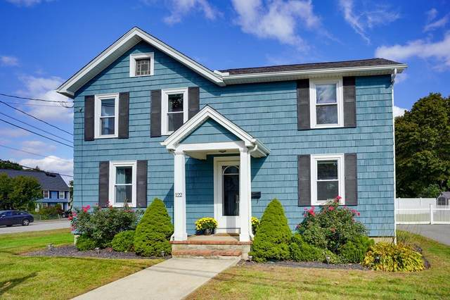 122 Pine St, Woburn, MA 01801 (MLS #72908904) :: EXIT Realty