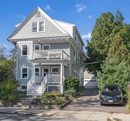 115 Navarre Street #1, Boston, MA 02136 (MLS #72908915) :: Trust Realty One