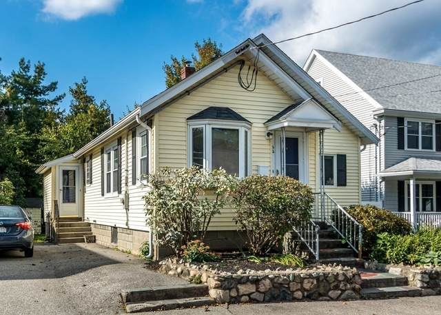 52 Hibiscus Avenue, Waltham, MA 02451 (MLS #72908922) :: Trust Realty One