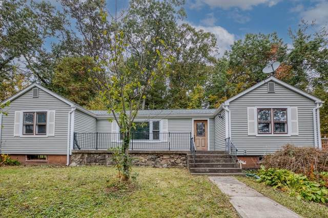 90 West St, Granby, MA 01033 (MLS #72908949) :: Trust Realty One