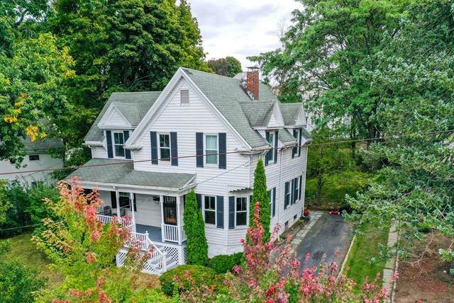 106 Independence Ave, Quincy, MA 02169 (MLS #72908956) :: The Smart Home Buying Team