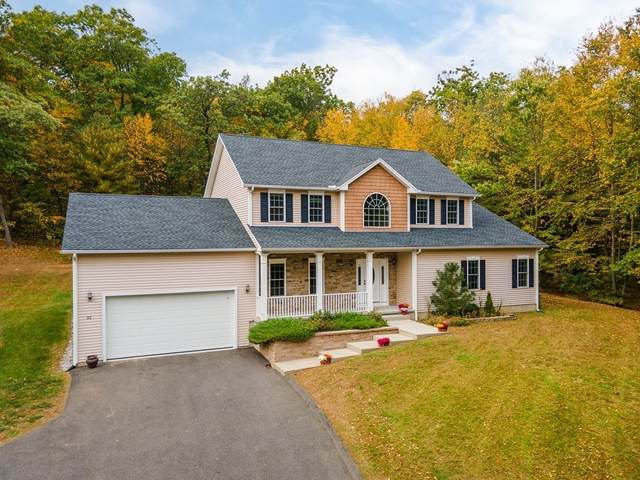 32 Bissonnette Cir, Southampton, MA 01073 (MLS #72908965) :: Trust Realty One