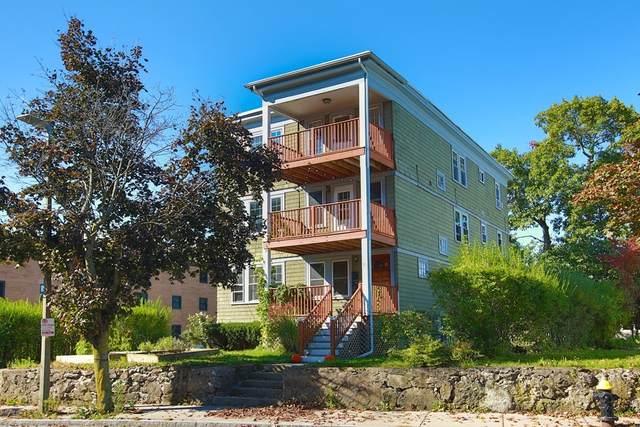 171 Forest Hills #1, Boston, MA 02130 (MLS #72908969) :: East Group, Engel & Völkers
