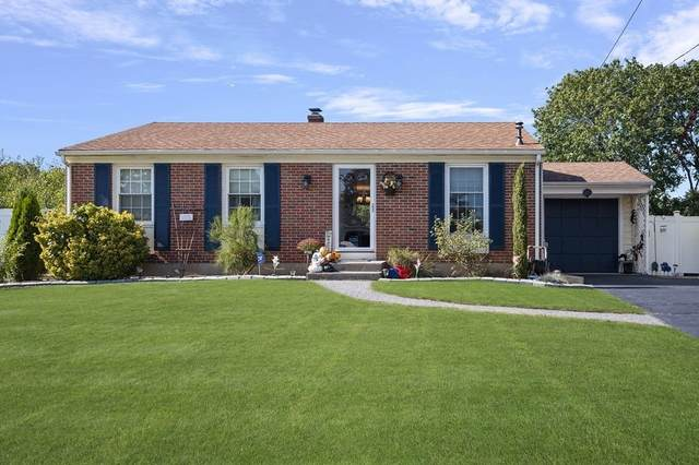 25 Woodcrest Dr, East Providence, RI 02915 (MLS #72908971) :: Westcott Properties