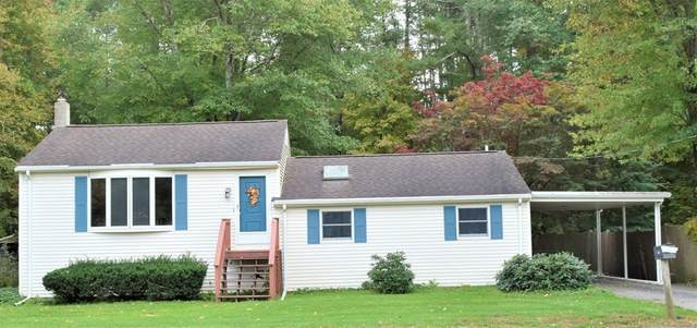 133 East Main St, Norton, MA 02766 (MLS #72908982) :: The Gillach Group