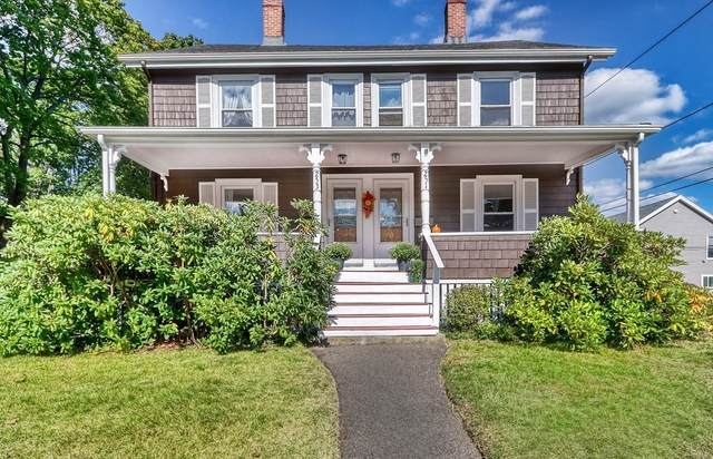 251 West Wyoming Avenue #251, Melrose, MA 02176 (MLS #72908984) :: The Smart Home Buying Team