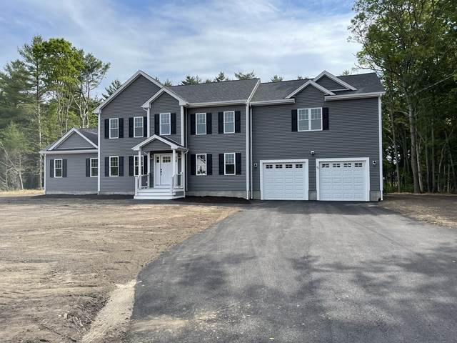 Lot 3 Gifford, Dartmouth, MA 02747 (MLS #72909024) :: Rose Homes | LAER Realty Partners