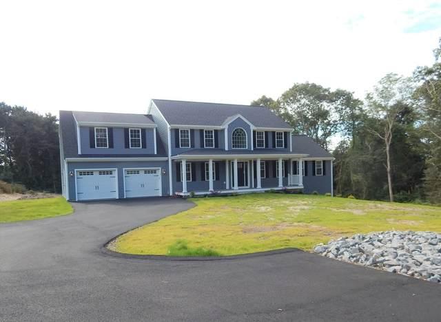 17 Pond Edge Trail, Wareham, MA 02571 (MLS #72909031) :: Rose Homes | LAER Realty Partners
