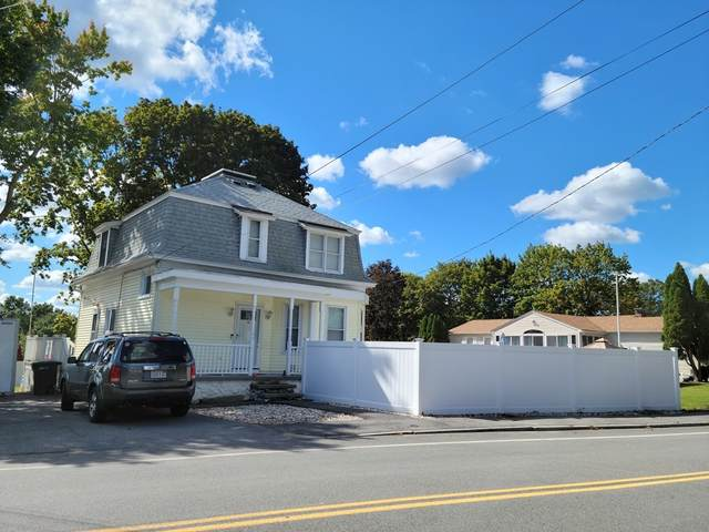 130 Forest St, Methuen, MA 01844 (MLS #72909033) :: EXIT Realty