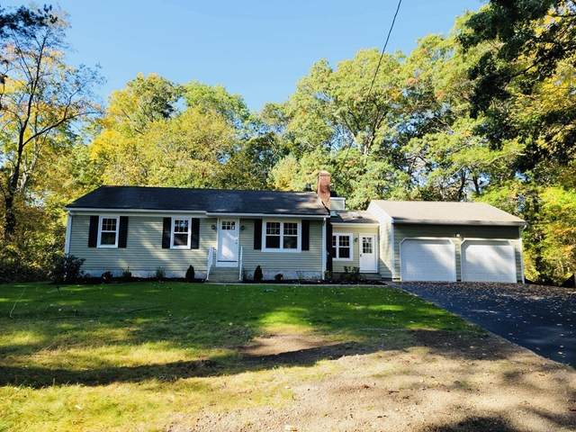 16 Short St, Rehoboth, MA 02769 (MLS #72909059) :: Anytime Realty