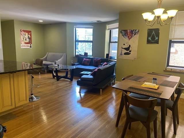 90 Gainsborough St 205E, Boston, MA 02115 (MLS #72909109) :: RE/MAX Vantage