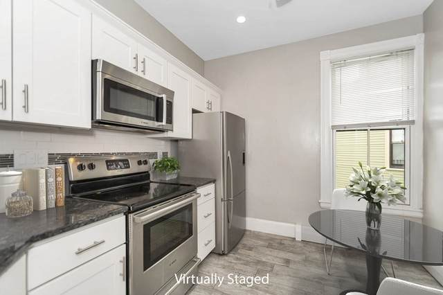 60 Bow St G, Somerville, MA 02143 (MLS #72909127) :: Dot Collection at Access