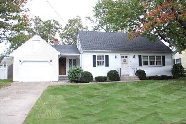 81 Yeoman Avenue, Westfield, MA 01085 (MLS #72909145) :: NRG Real Estate Services, Inc.