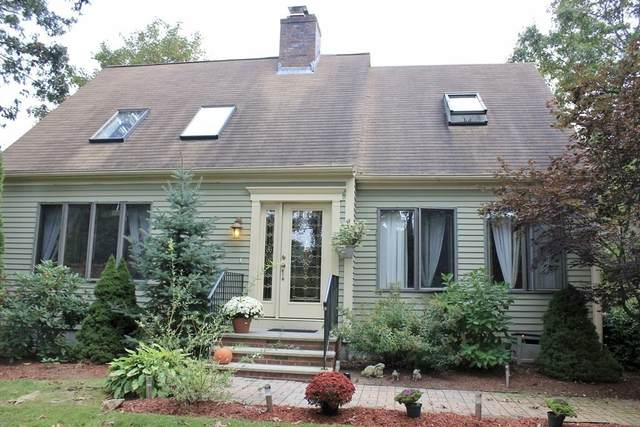 65 Monument Neck Rd, Bourne, MA 02532 (MLS #72909147) :: Cape Cod and Islands Beach Properties