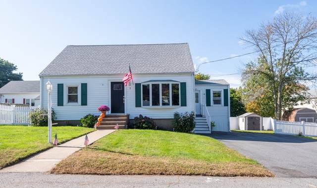 3 Colfax Street, Peabody, MA 01960 (MLS #72909196) :: EXIT Realty