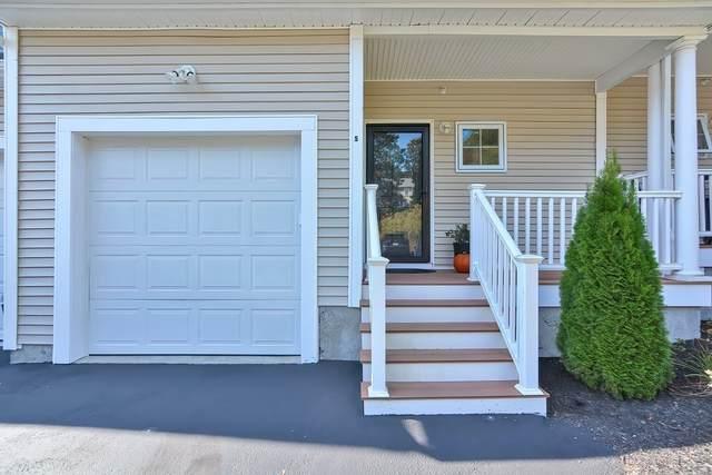 58 Reed Ave #5, North Attleboro, MA 02760 (MLS #72909225) :: Alex Parmenidez Group