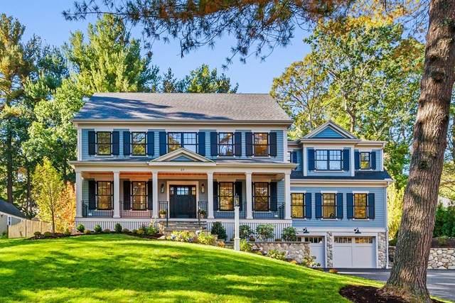 37 Woodland Rd, Lexington, MA 02420 (MLS #72909243) :: Alex Parmenidez Group
