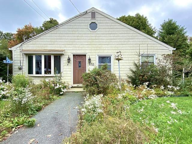170 Sharp St, Dartmouth, MA 02747 (MLS #72909258) :: Rose Homes | LAER Realty Partners