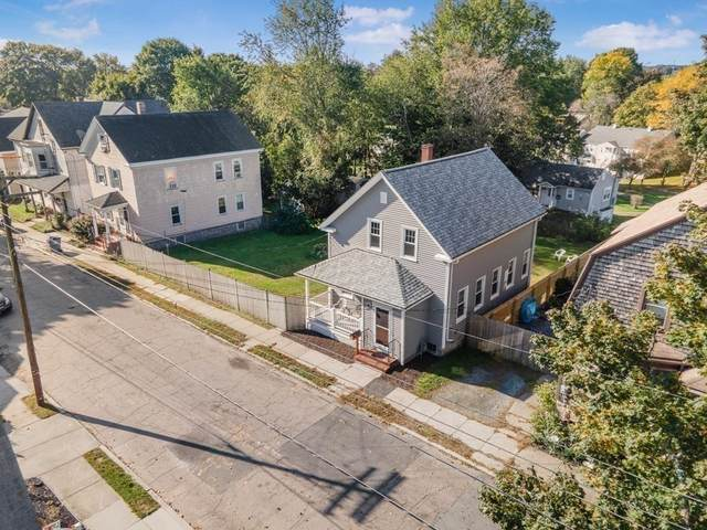 457 Chancery St, New Bedford, MA 02740 (MLS #72909267) :: Rose Homes | LAER Realty Partners