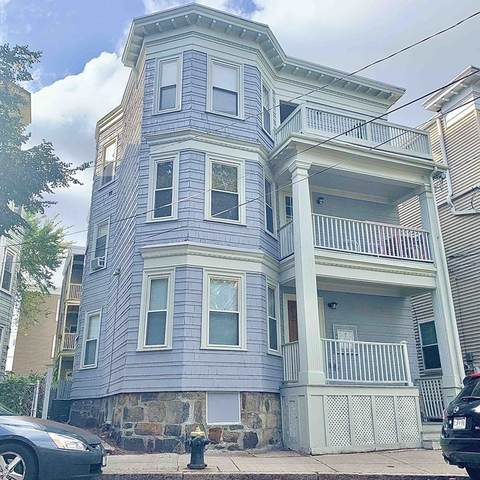 106 Chester St #1, Boston, MA 02134 (MLS #72909296) :: Dot Collection at Access