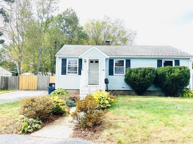 192 Algonquin St, Brockton, MA 02302 (MLS #72909297) :: Anytime Realty