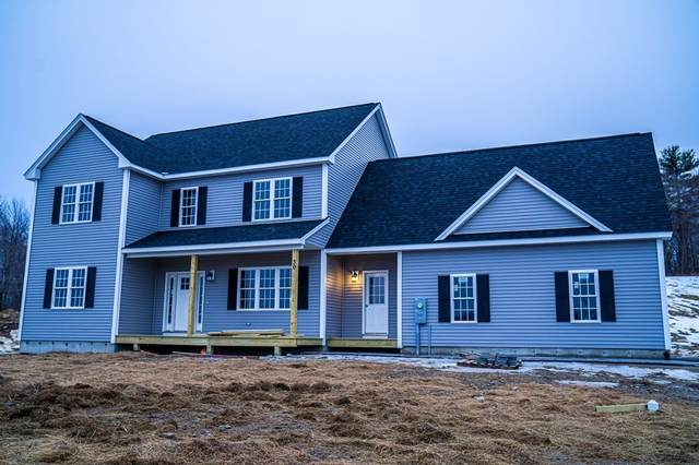 34 Hycrest Rd Lot 46, Charlton, MA 01507 (MLS #72909318) :: Anytime Realty