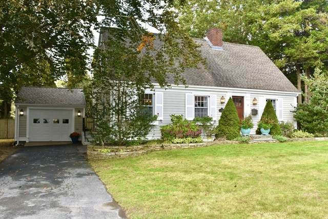 14 N Pleasant St, Dartmouth, MA 02748 (MLS #72909335) :: Boston Area Home Click