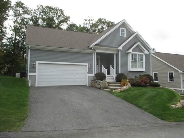 4 Windsor Dr 11B, Westport, MA 02790 (MLS #72909339) :: Boston Area Home Click