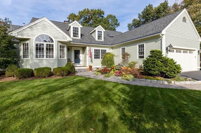10 Coombs Circle, Newburyport, MA 01950 (MLS #72909342) :: Zack Harwood Real Estate | Berkshire Hathaway HomeServices Warren Residential