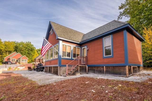 2 Hammock Dr #2, Westford, MA 01886 (MLS #72909348) :: Anytime Realty