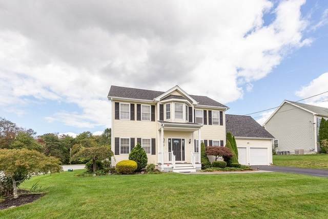 36 Laura Drive, Attleboro, MA 02703 (MLS #72909354) :: Boston Area Home Click