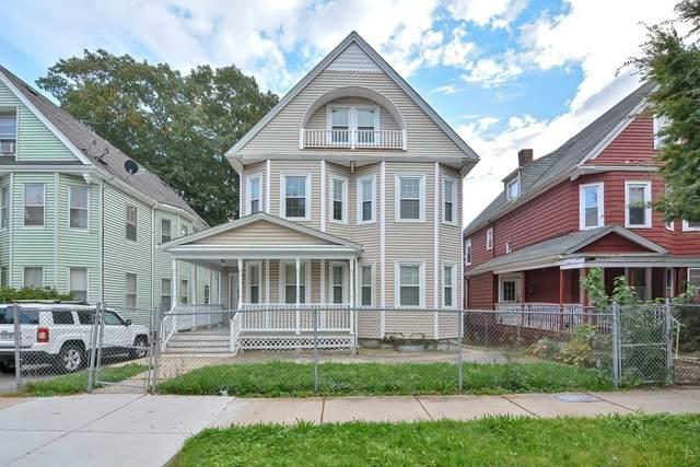 13-A Longfellow St, Boston, MA 02122 (MLS #72909356) :: Trust Realty One