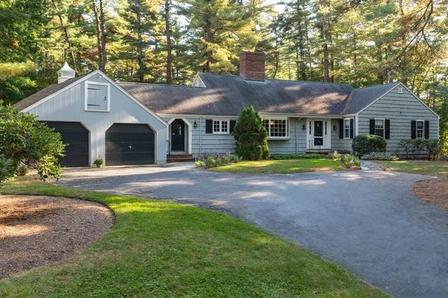 11 Brigantine Circle, Norwell, MA 02061 (MLS #72909358) :: DNA Realty Group