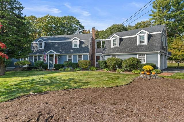 10 Rocky Hill Cir, Scituate, MA 02066 (MLS #72909362) :: Anytime Realty
