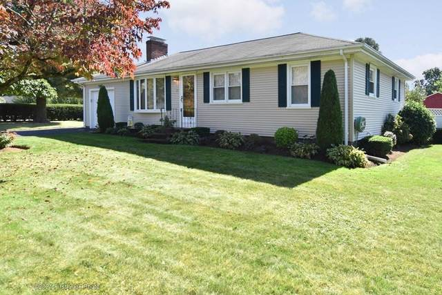 41 Eleanor Dr, Seekonk, MA 02771 (MLS #72909371) :: Boston Area Home Click