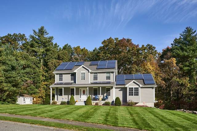 52 Dowd Ct, Ludlow, MA 01056 (MLS #72909430) :: EXIT Realty