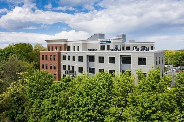 23 Bridge St #415, Quincy, MA 02169 (MLS #72909434) :: Boston Area Home Click