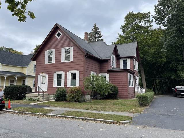 105 Fairfield St, Worcester, MA 01602 (MLS #72909445) :: Boston Area Home Click