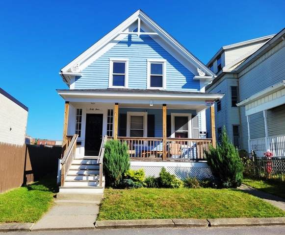 44 Russell St, Worcester, MA 01609 (MLS #72909454) :: Conway Cityside