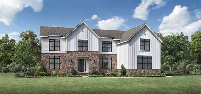 70 Foundry Lane Lot 16, Canton, MA 02021 (MLS #72909488) :: Conway Cityside
