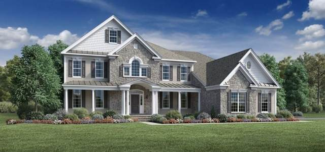 60 Foundry Lane Lot 9, Canton, MA 02021 (MLS #72909489) :: Conway Cityside
