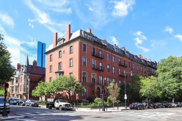 149 Beacon Street #1, Boston, MA 02116 (MLS #72909492) :: Conway Cityside