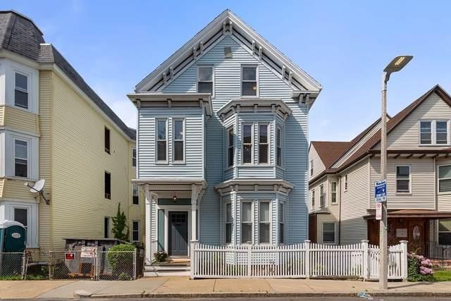 17 Woodville Street #3, Boston, MA 02119 (MLS #72909508) :: Boylston Realty Group