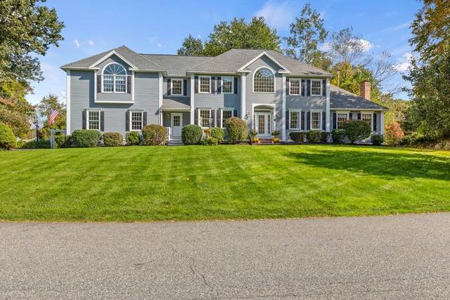 2 Suffolk Circle, Andover, MA 01810 (MLS #72909516) :: Zack Harwood Real Estate | Berkshire Hathaway HomeServices Warren Residential