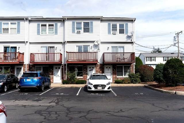 250 Congress Ave #23, Chelsea, MA 02150 (MLS #72909533) :: Zack Harwood Real Estate | Berkshire Hathaway HomeServices Warren Residential
