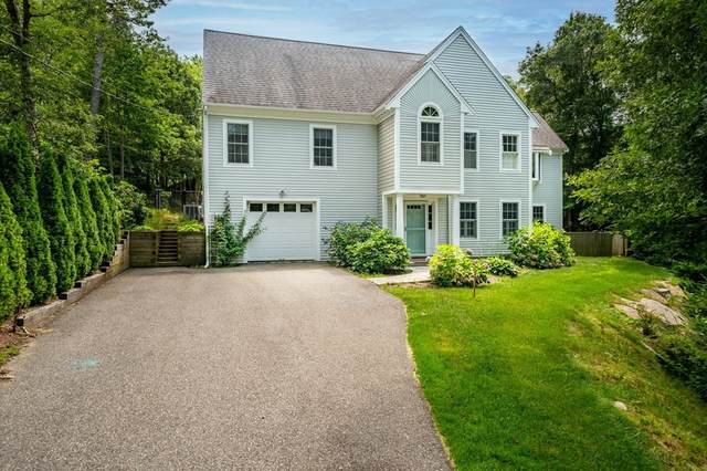 43 Spencer Dr, Plymouth, MA 02360 (MLS #72909534) :: Zack Harwood Real Estate | Berkshire Hathaway HomeServices Warren Residential