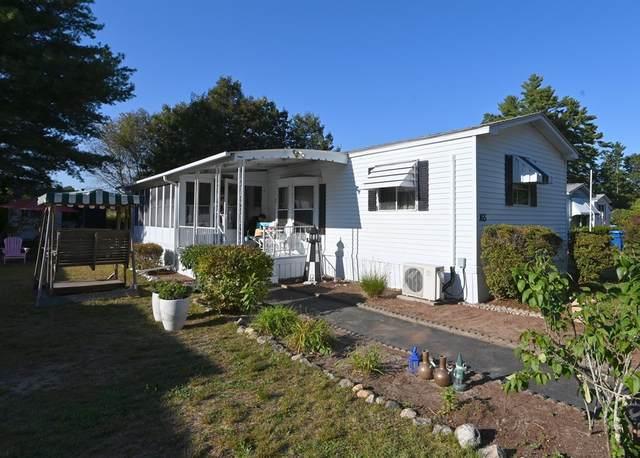 165 Monarch Dr., Wareham, MA 02576 (MLS #72909539) :: Rose Homes | LAER Realty Partners